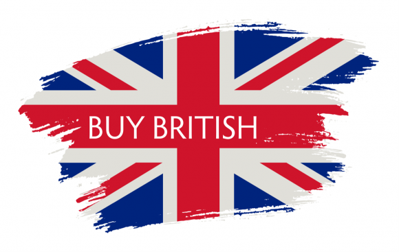 Buy British from Printers in Birmingham