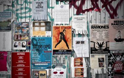 5 Ways Professionals Create Poster Designs